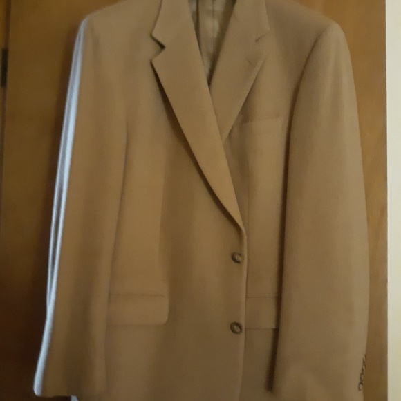 Brooks Brothers Other - Camel Hair Sport Coat